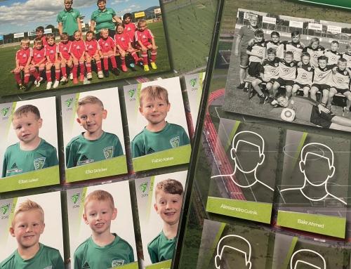 FC Zeltweg glänzt mit 2. Stickermagazin